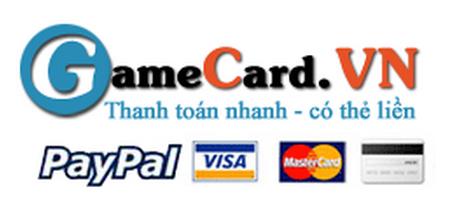 Cách nạp thẻ VTC cho game Audition bằng thẻ visa 2