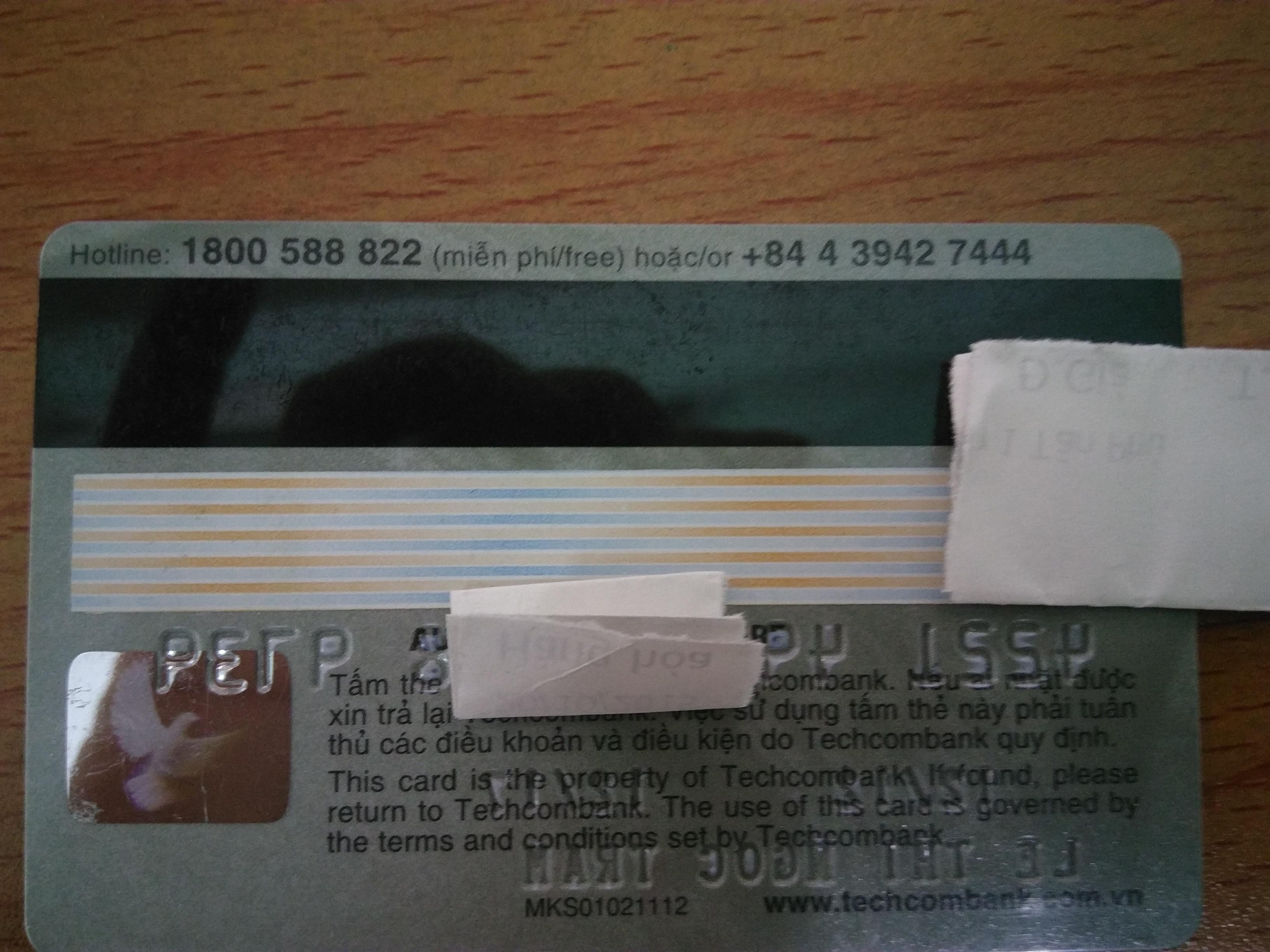 Mua Thẻ Viettel Online Bằng Thẻ Visa Khi Ở Mỹ 3