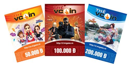 Ba Tựa Game Mua Thẻ Vcoin Hấp Dẫn Gamer