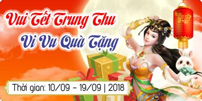 Vui Tết Trung Thu - Vi Vu Quà Tặng