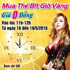 Mua Thẻ BIT Giờ Vàng Giá 0 Đồng