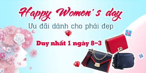 Happy Women's Day - Ưu  Ái Dành Cho Phái Đẹp