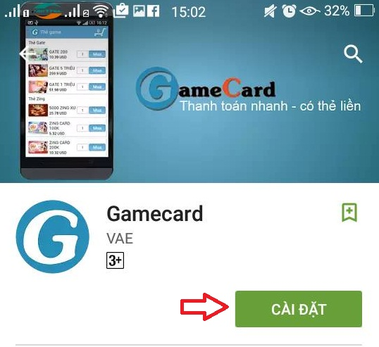 Sử Dụng App Gamecard Thả Ga – Nhận Nhiều Ưu Đãi Lớn 2