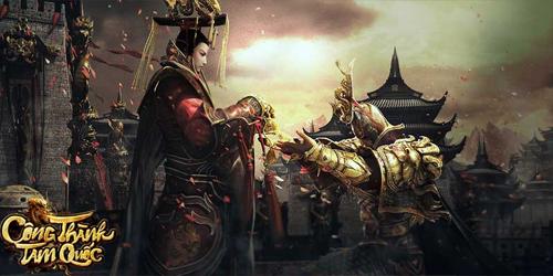 Công Thành Tam Quốc - Game Chiến Thuật Siêu HOT 2017