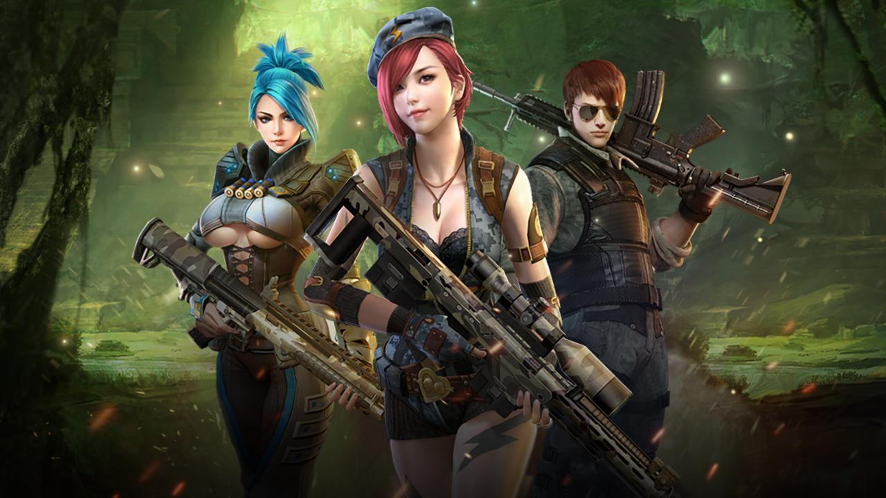 Cuộc đua 3 tựa game FPS mobile đình đám