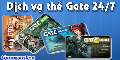 Thẻ Gate Là Gì Và Làm Thế Nào Để Mua Thẻ Gate?