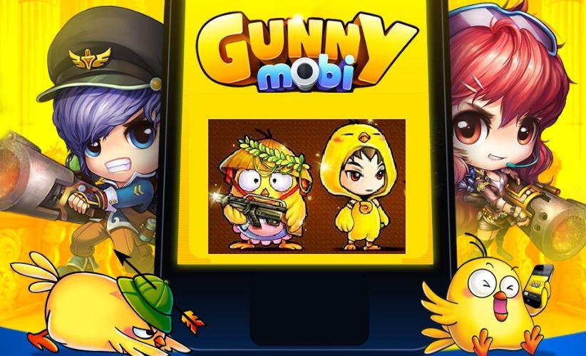 Cách Nạp Thẻ Zing Vào Game Gunny Mobi