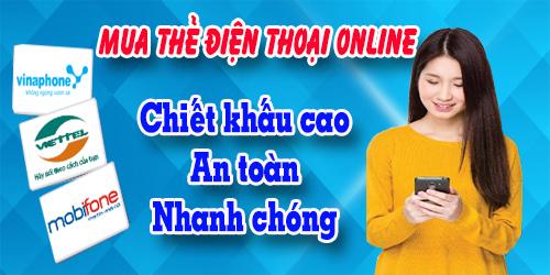 Kinh Nghiệm Mua Thẻ Điện Thoại Online Và Cách Chọn Website Uy Tín
