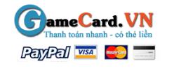 Cách mua thẻ game online bằng Paypal nhanh nhất khi ở nước ngoài.