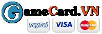 Cách mua thẻ game bằng visa, mastercard