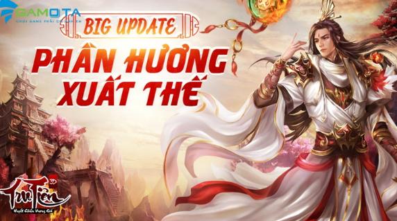 Môn Phái Phần Hương Cốc Trong Tru Tiên 3D Gamota Có Gì Hot?