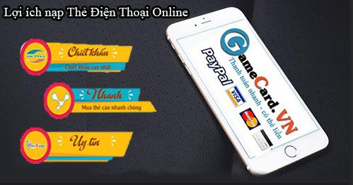 Mua thẻ điện thoại giá rẻ nạp game online? Bạn đã biết?