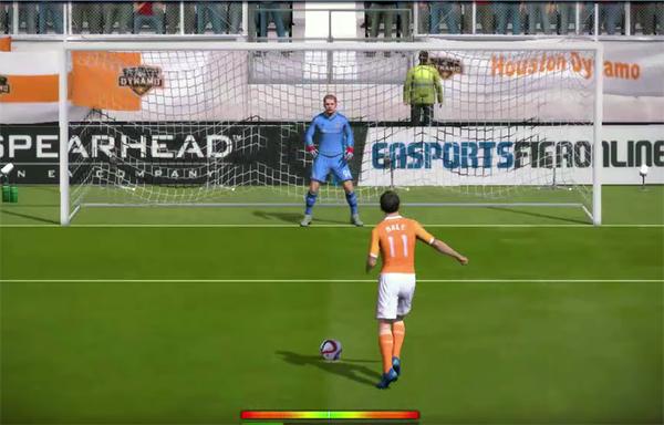  Thủ thuật đoán hướng những pha penalty trong  FIFA Online 3