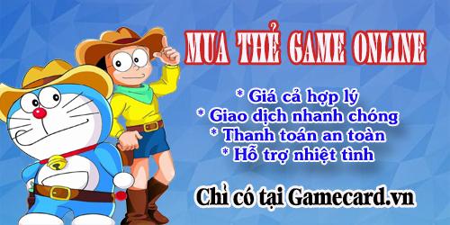 Mua Thẻ Game Online - Xu Thế Dành Cho Giới Trẻ