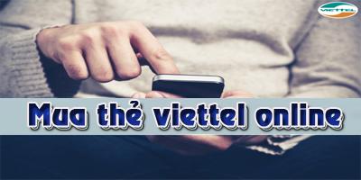 Những Điều Bạn Cần Biết Khi Mua Thẻ Viettel Online