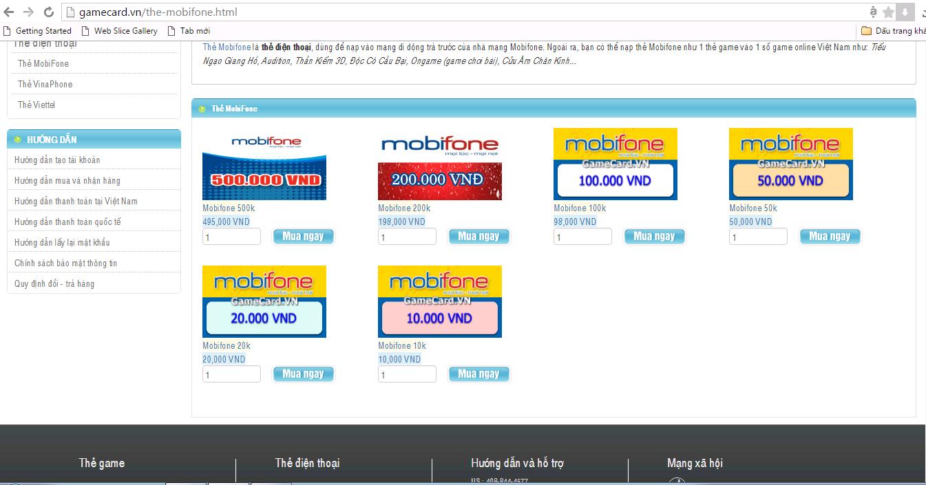 Nơi Mua Thẻ Mobiphone Online Nhanh Chóng Và Giá Tốt
