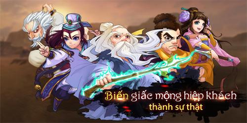 Phong Vân Hiệp Khách - Game Kiếm Hiệp Đỉnh Của Đỉnh