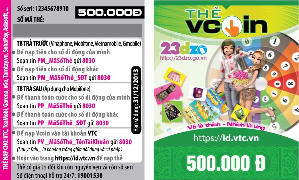 Sự Khác Biệt Giữa Vcoin Game và Vcoin Thanh Toán