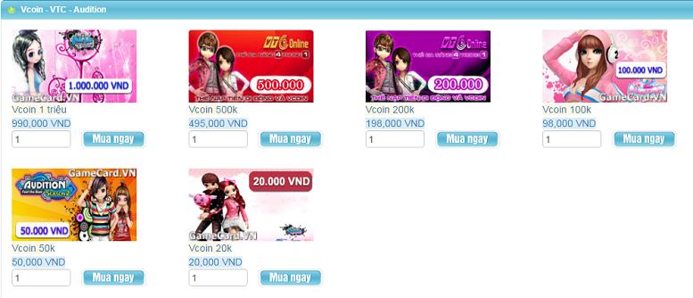 Game Thủ Ở Nước Ngoài Đã Biết Cách Mua Thẻ Vcoin Online? 1