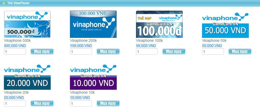 Cách mua thẻ Vinaphone tối ưu khi ở nước ngoài 1