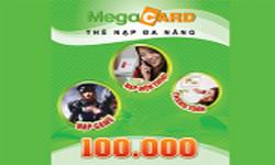 Thẻ Megacard 100k