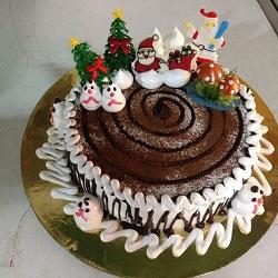 Bánh Kem Noel