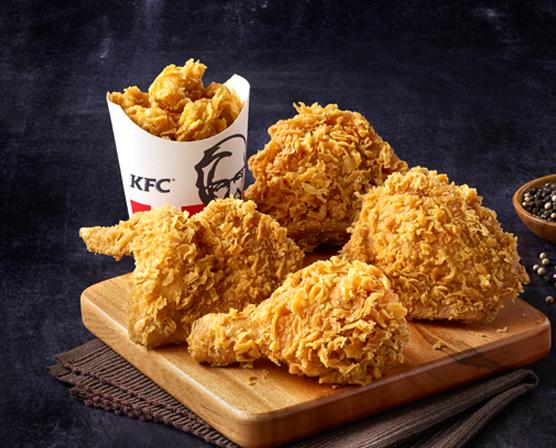 Combo Chickenista 1