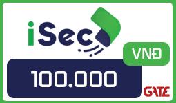 Thẻ Isec 100k
