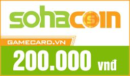 Thẻ SohaCoin 200k