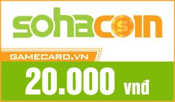 Thẻ SohaCoin 20k