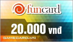 Thẻ Funcard 20k