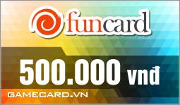 Thẻ Funcard 500k
