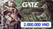 Gate 2 triệu