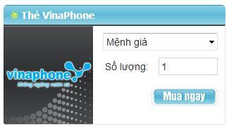 3 bước đơn giản sở hữu mã thẻ vinaphone trong tầm tay