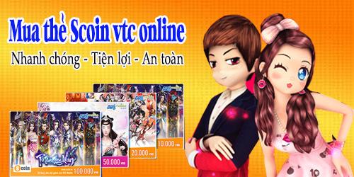 5 lý do nên mua thẻ scoin vtc tại website gamecard.vn