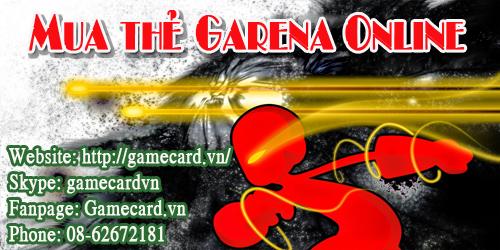 Ba cách mua thẻ garena cho gamer ở nước ngoài