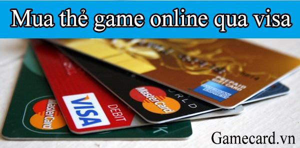 Hướng dẫn cách nạp tiền vào game cho game thủ ở nước ngoài