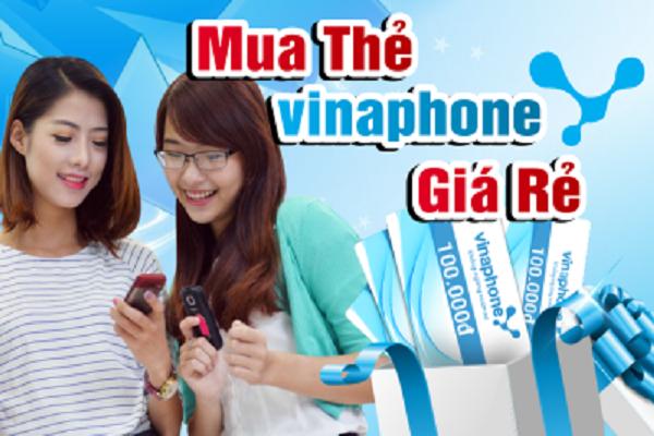 Hướng dẫn mua thẻ vinaphone đơn giản và nhanh chóng