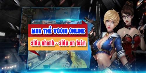 Kinh nghiệm mua thẻ vcoin cho những game thủ bận rộn