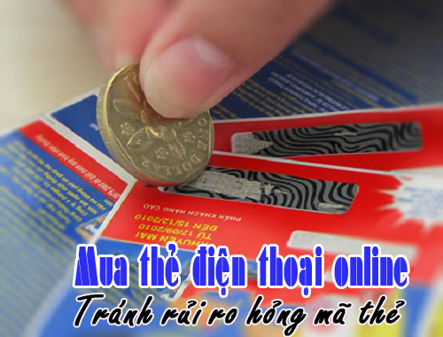 Làm thế nào khi chưa nạp tiền mà thẻ điện thoại bị hỏng?