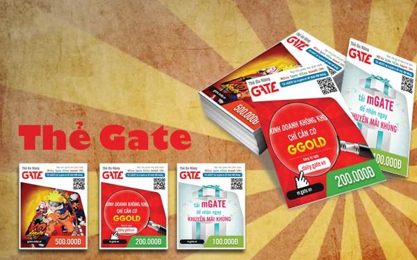 Mua thẻ gate online và những câu hỏi thường gặp