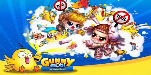 Nạp zing xu vào game Gunny mobi đơn giản như đang giỡn