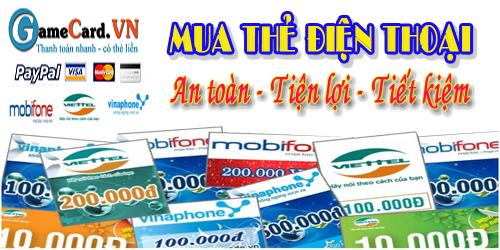 Ở Mỹ có thể mua thẻ điện thoại Việt Nam được không?