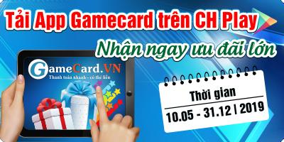 app gamecard