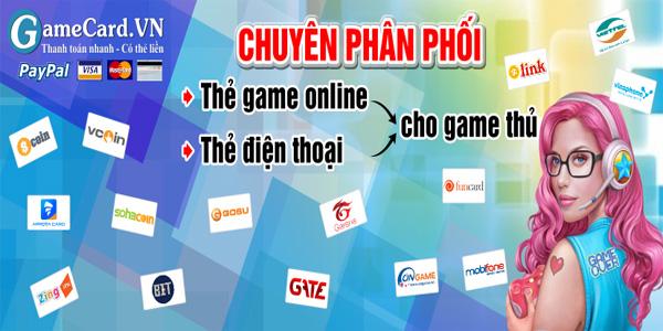 Tại sao lại có hình thức đổi thẻ trên Gamecard.vn