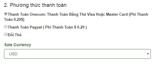 Thẻ game funcard bùng nổ trên các trang web bán thẻ tại Việt Nam