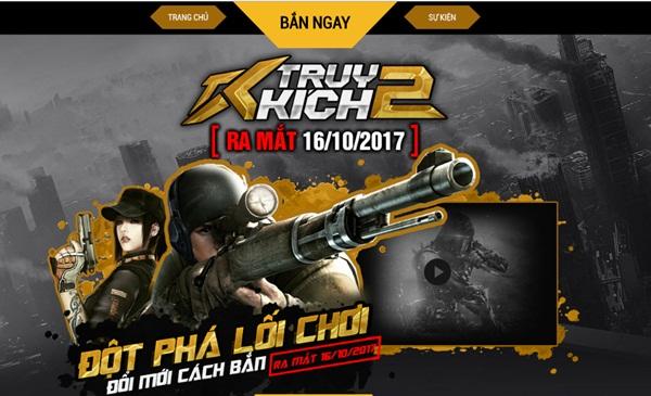 Truy Kích 2 - Cái tên điên đảo tựa game bắn súng